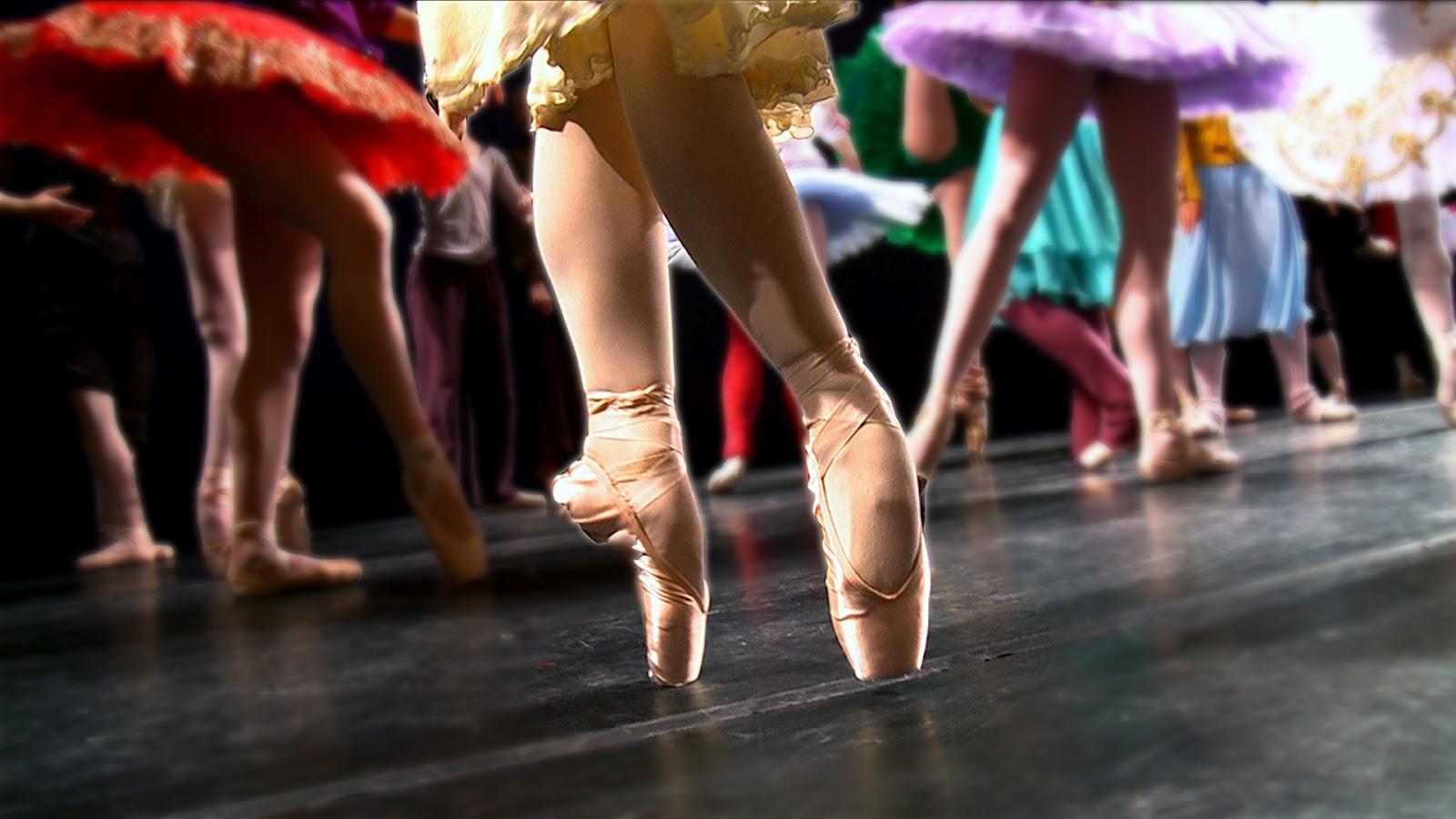 ballet essays
