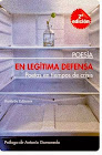 """En legítima defensa"" Bartleby Editores"