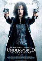 Cartel de la película Underworld El despertar