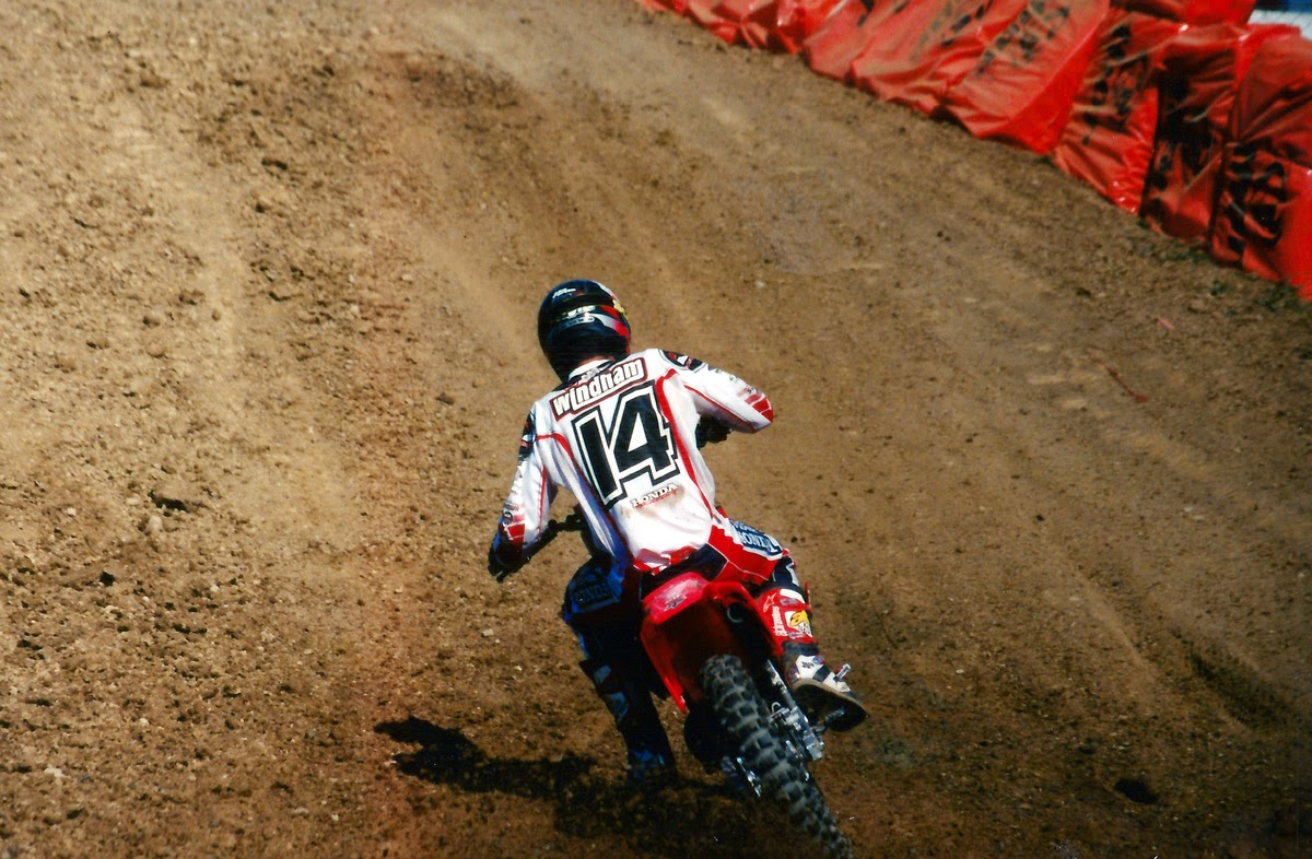 Kevin Windham - High Point 1999