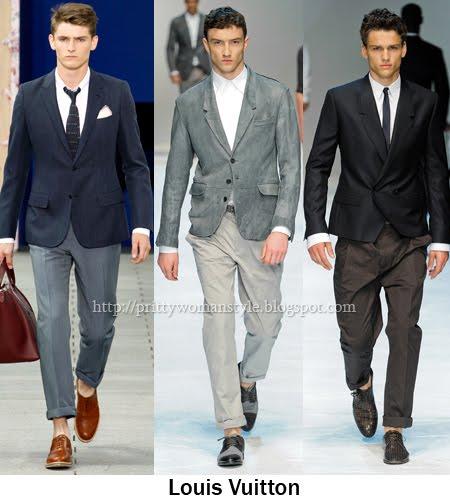 мъжки сака и панталони с различен цвят
