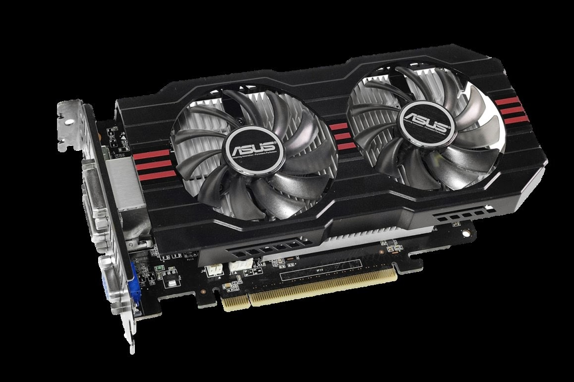 ASUS GTX 750 Ti and GTX 750 Gaming Graphics Cards