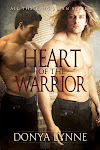ON SALE NOW! Heart of the Warrior - AKM, book two