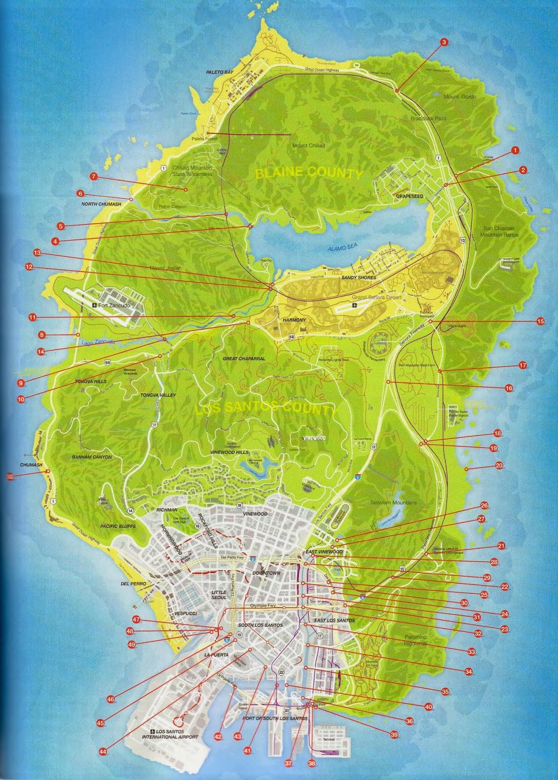 Maxresdefault in addition Ugnaoxv furthermore Gta Sa Secrets Map additionally Gtav Map Atlas Huge also Saintdenis   Optimal. on gta 4 secret locations map