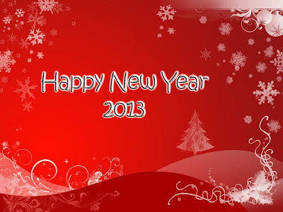 happy new year 2013 picture