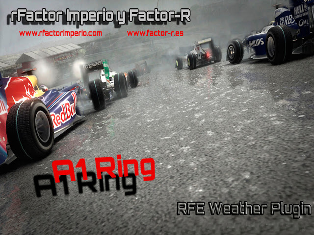 Pachanga con lluvia variable rFactor