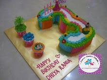 NO.3 CAKE (RM80-RM100)