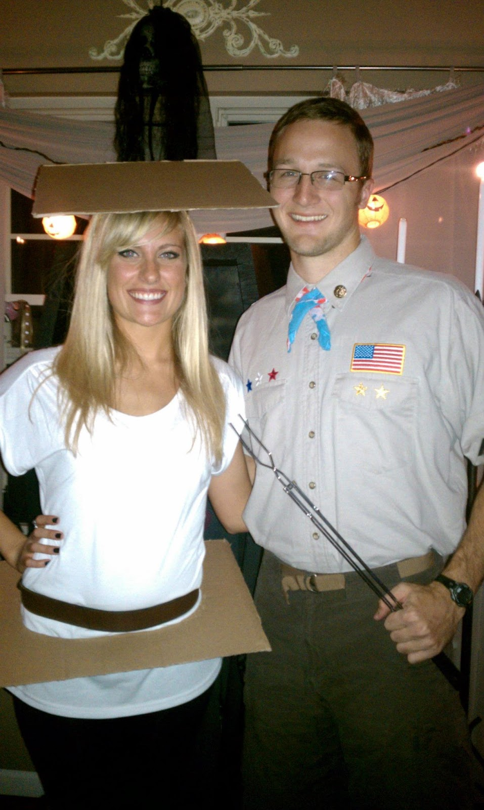 Castaway Halloween Costume
