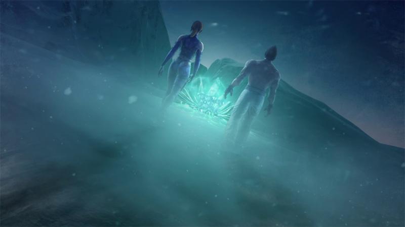 Tekken SFxTK CG Ending
