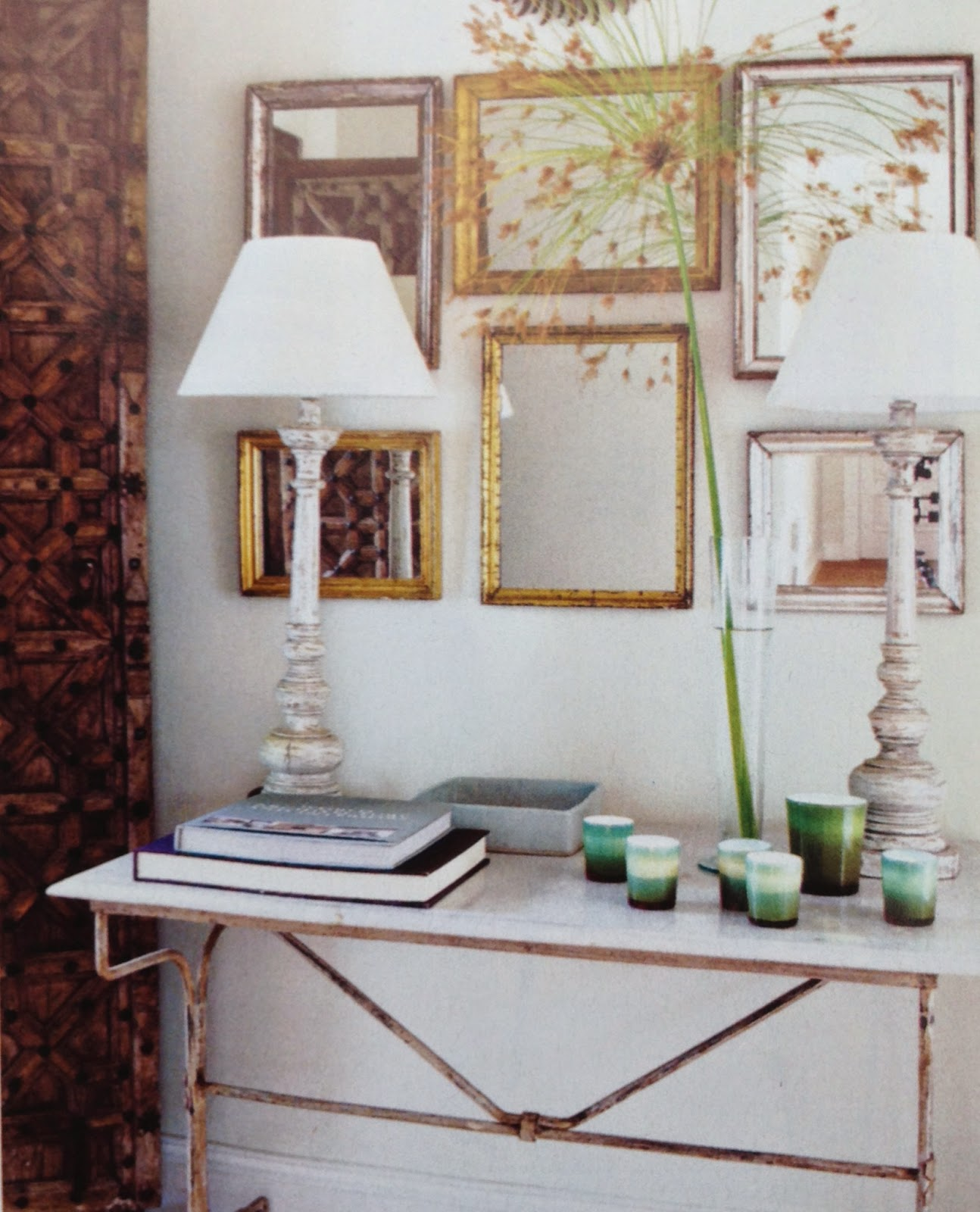 Espejo archivos rojosill n for Espejos decorativos para chimeneas