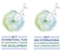 2017 - Ano Internacional do Turismo Sustentável para o Desenvolvimento