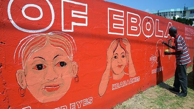 RT Español: Departamento de Defensa de EE.UU. está implicado en la creación del brote de ébola