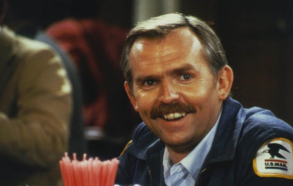 "Cliff Clavin, the character that made John famous, from ""Cheers"" - cliff%2Bclavin"
