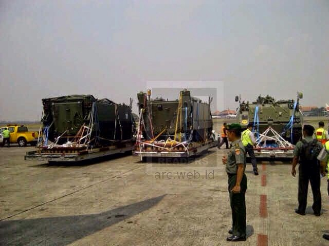 tank m-113 Kejutan Alutsista Baru Jelang HUT TNI