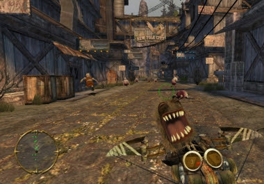 Oddworld: Stranger's Wrath PC