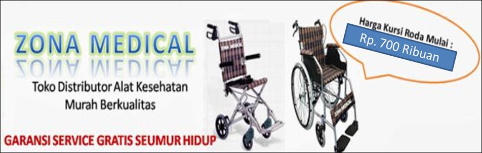 Kursi Roda Murah Zona Medical