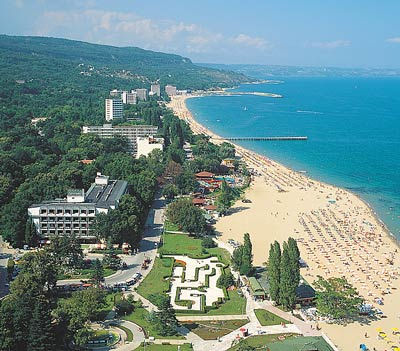 Beautiful Bulgarian Beach