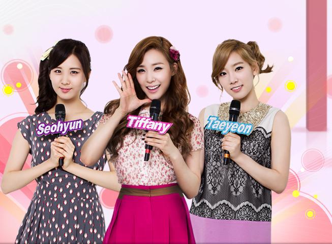 Taeyeon, Tiffany & Seohyun MC