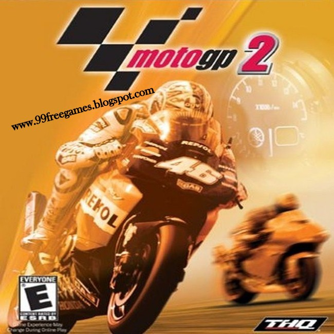 Moto GP 2 2003 PC Game Free Download « Everything Free