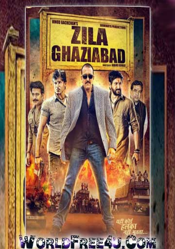 Cover Of Zila Ghaziabad (2013) Hindi Movie Mp3 Songs Free Download Listen Online At worldfree4u.com