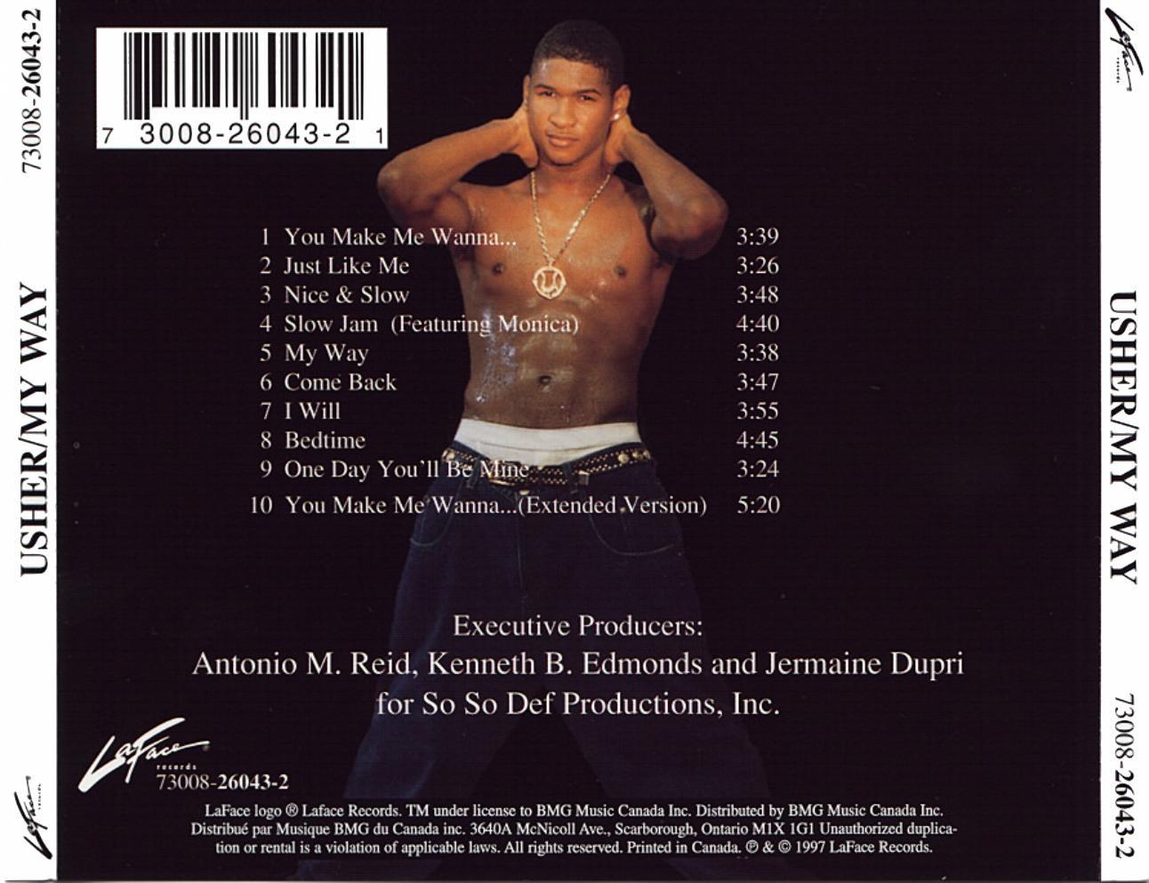 the gallery for gt usher raymond v raymond album cover
