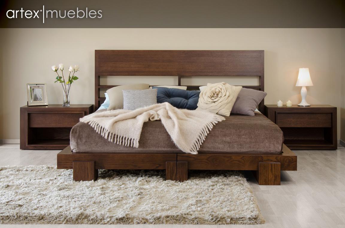 Artex muebles decoraci n minimalista for Muebles minimalistas recamaras