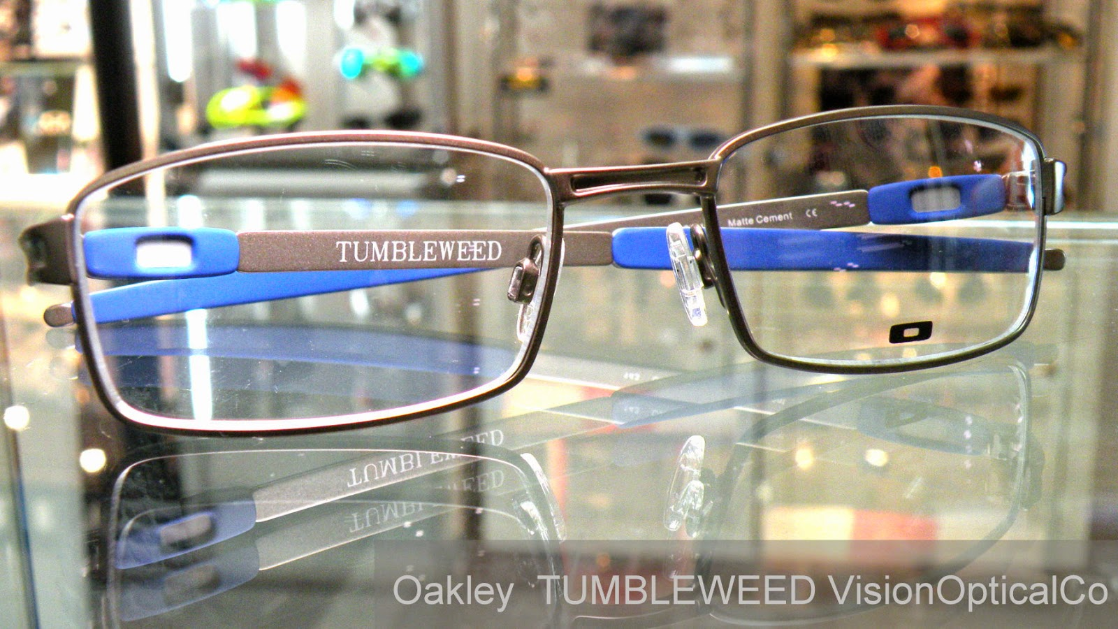 Oakley 眼鏡架 TUMBLEWEED