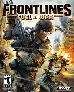 Frontlines: Fuel of War PC Box