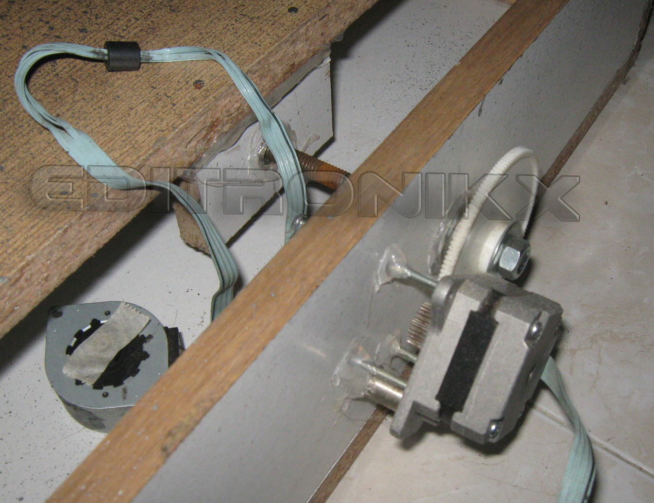La electr nica a tu alcance maquina cnc casera - Maquina de palomitas casera ...