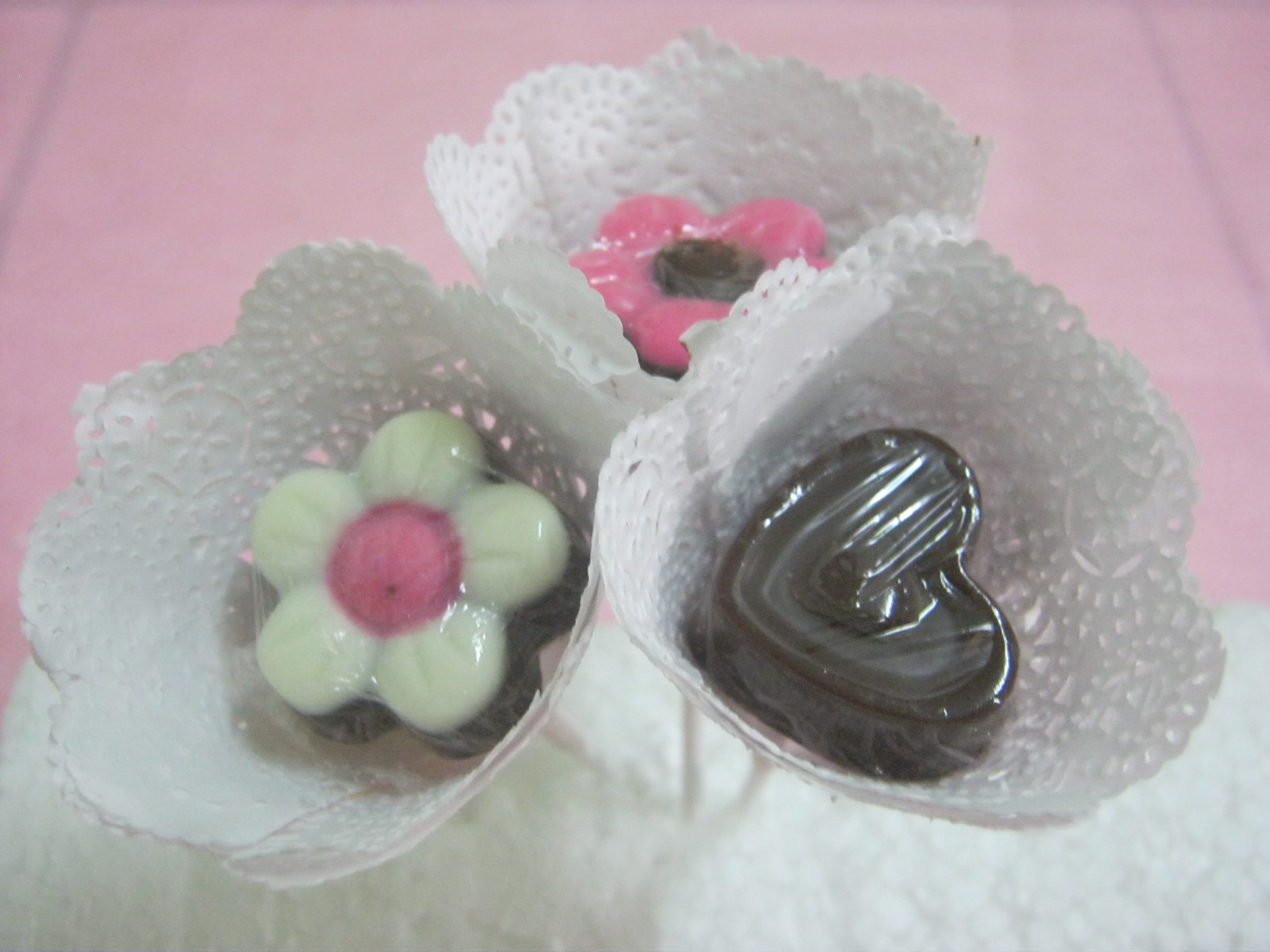 Coklat Lollipop