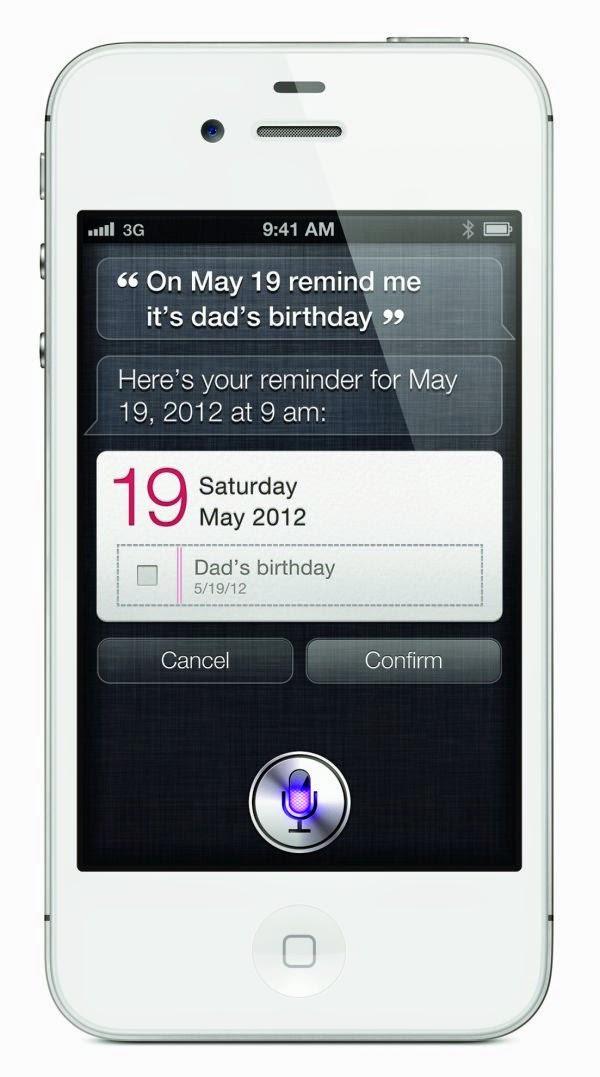 Gambar iPhone 4S yang putih