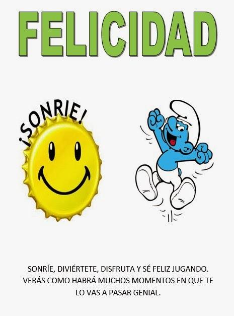 """Valor """"Felicidad"""""""