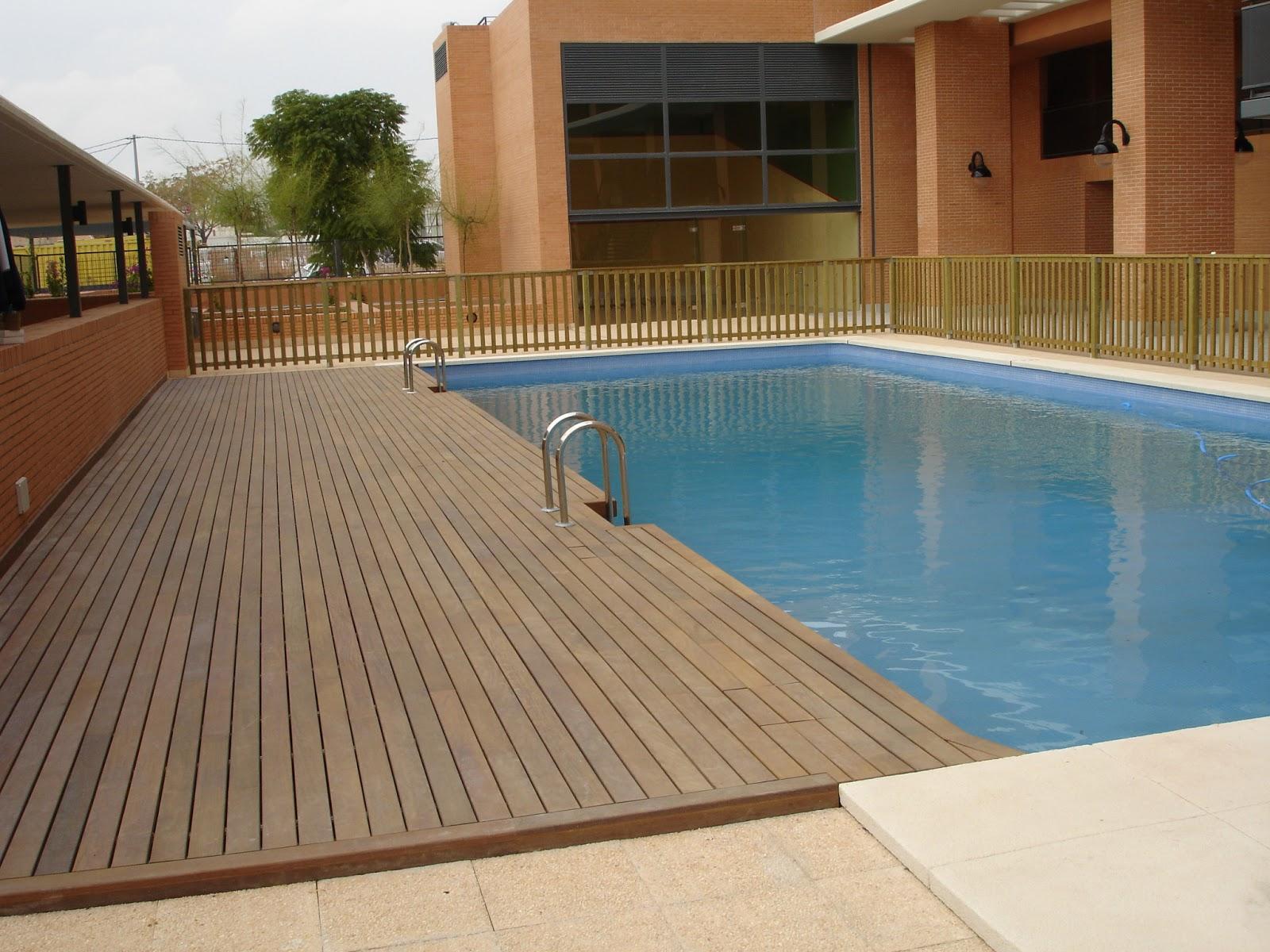 Indagua sauco coronaci n piscina - Baldosas exterior antideslizantes ...