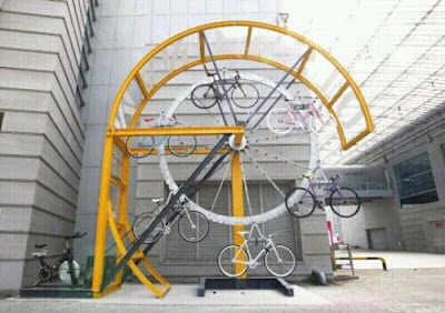 Design Rack for bikes