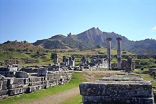 มหาวิหารอาร์เทมีส ตุรกี Artemis