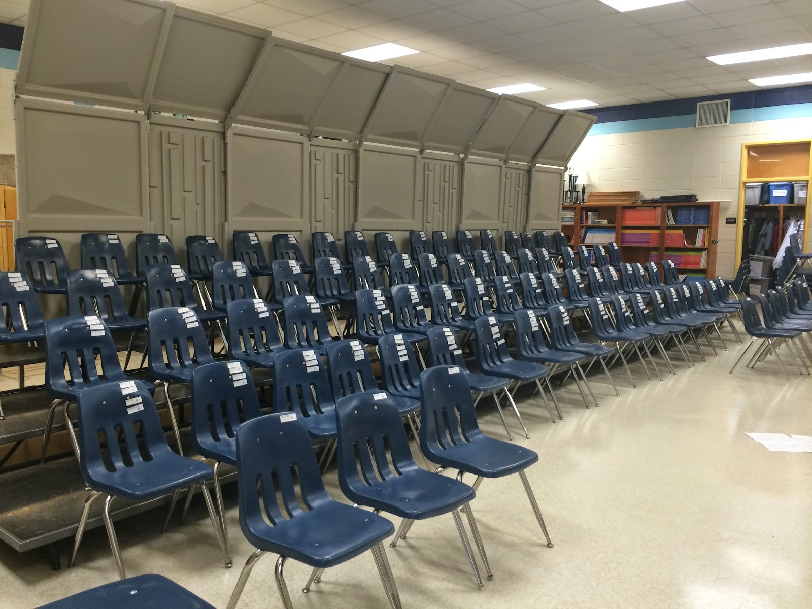 Music Classroom Design : The first minutes of day middle school