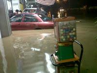 Gambar Banjir Di Serdang 4 September 2012