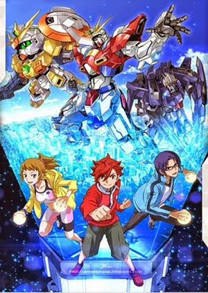 Gundam Build Fighters Try (GBF 2nd Season) - Series Info