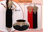Goldiva Bordir Maxi GC1007