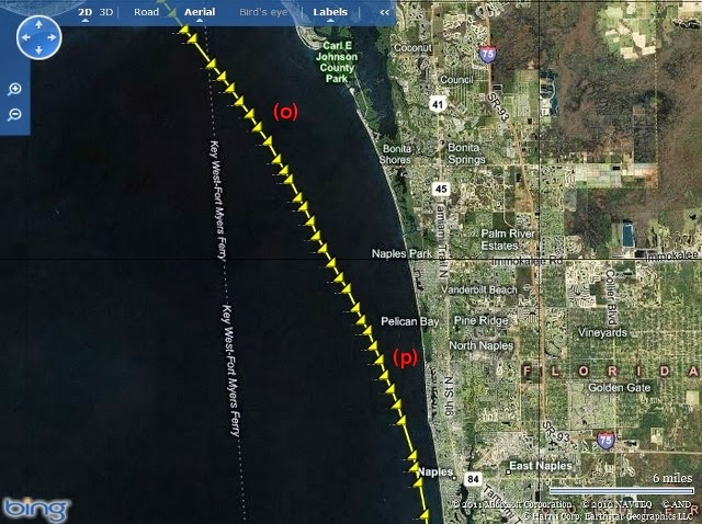 Everglades Challenge 2011 - Sanibel Island to Naples