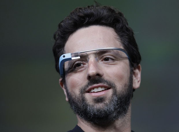Google anuncia óculos futurista Project Glasses. 1