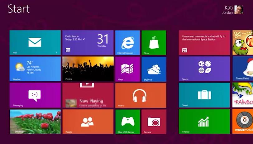 Descargar gratis Windows 8 Release Preview