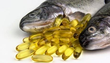 Los ácidos grasos Omega 3 y el colesterol
