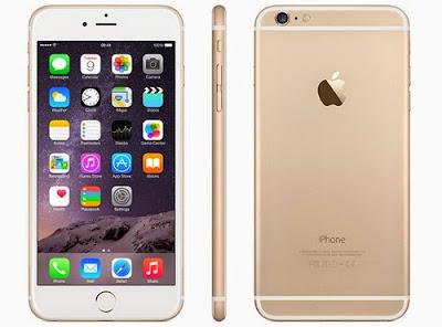 spesifikasi dan harga iPhone 6s Plus