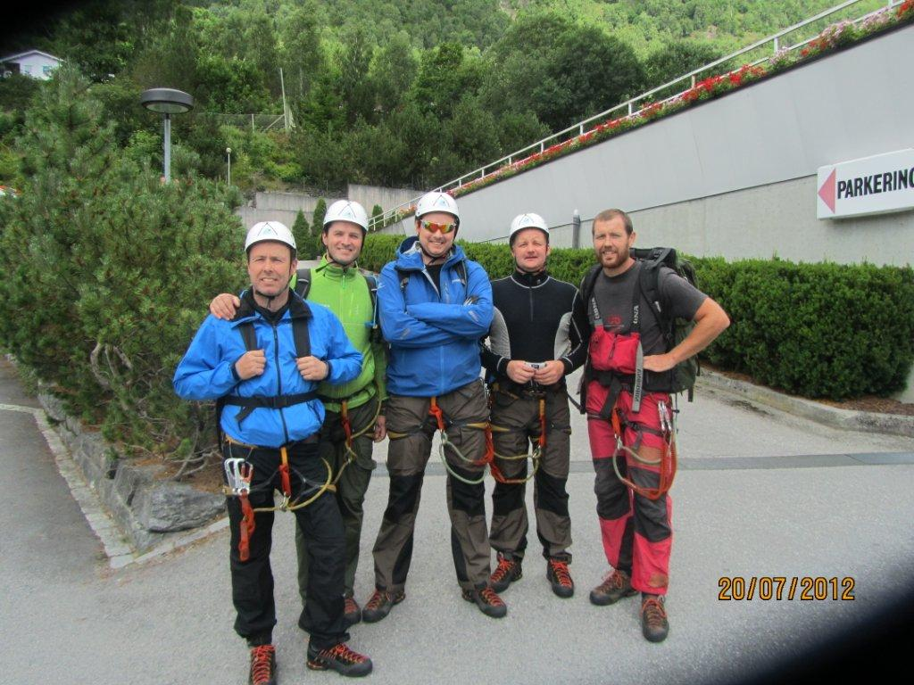 Wilderness Ferrata Loen Via Wilderness Loen ~ Via Via Ferrata Ferrata Loen ~ ax81P8qf