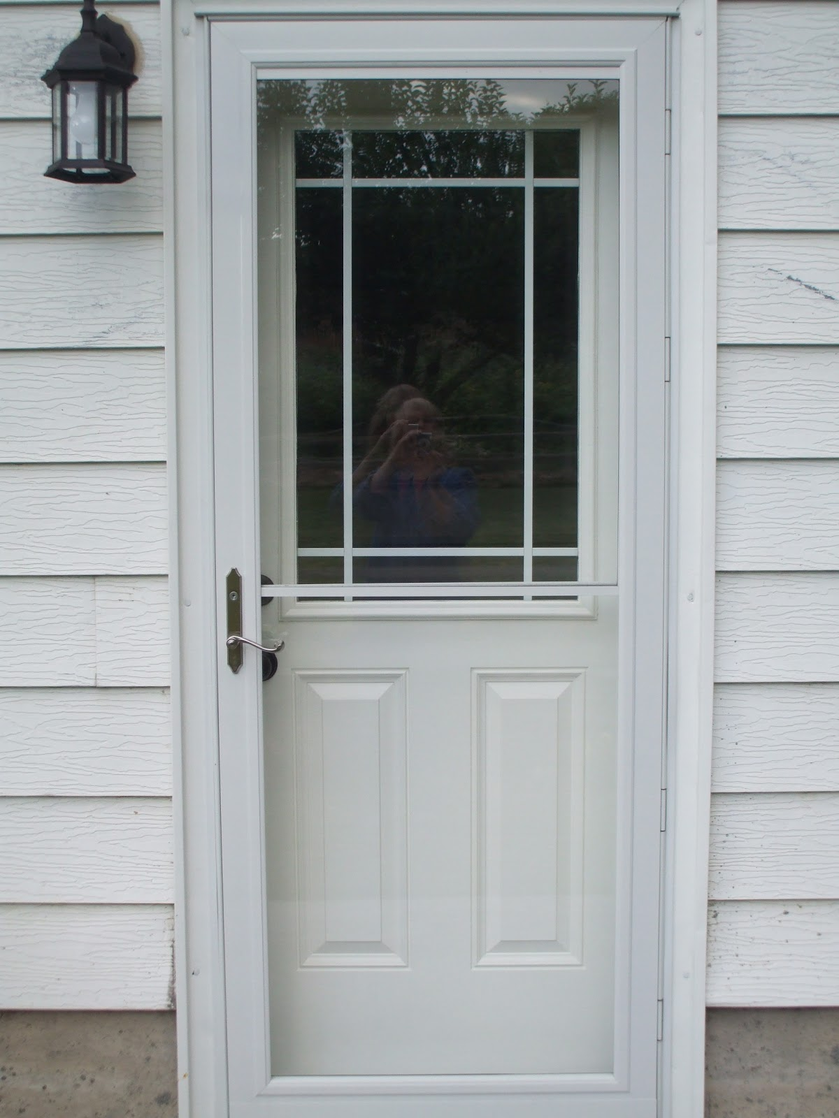 About me and other things storm doors for Doors and doors