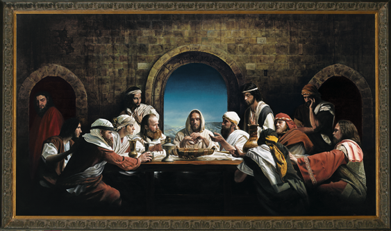 simon and jesus comparison in lord Jesus' life-changing relationship with simon peter by jesus' life-changing relationship with simon is rooted in the first meeting between our lord and simon.