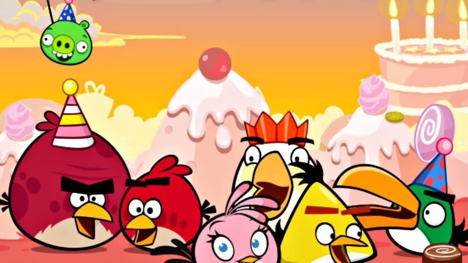 Jogar Angry Birds no Pc
