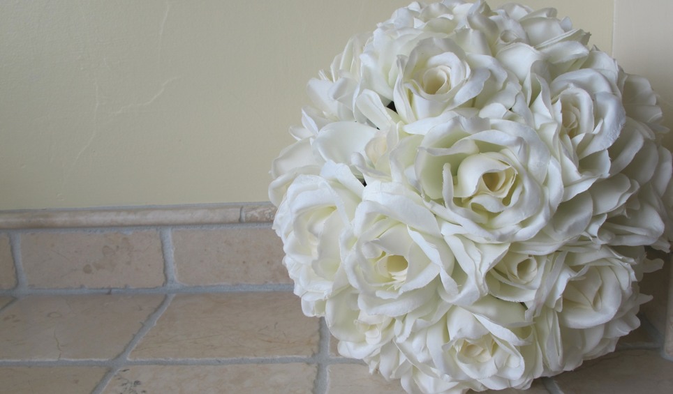 Diy Flower Ball Craft Project For You