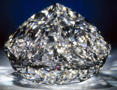 the sparkling centenary diamond
